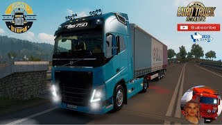Euro Truck Simulator 2 (1.36)   Volvo FH4 1.36x Grand Utopia map v1.6 DLC Krone Profiliner Trailer by SCS Software + DLC's & Mods  Support me please thanks Support me economically at the mail vanelli.isabella@gmail.com  Roadhunter Trailers Heavy Cargo  ht