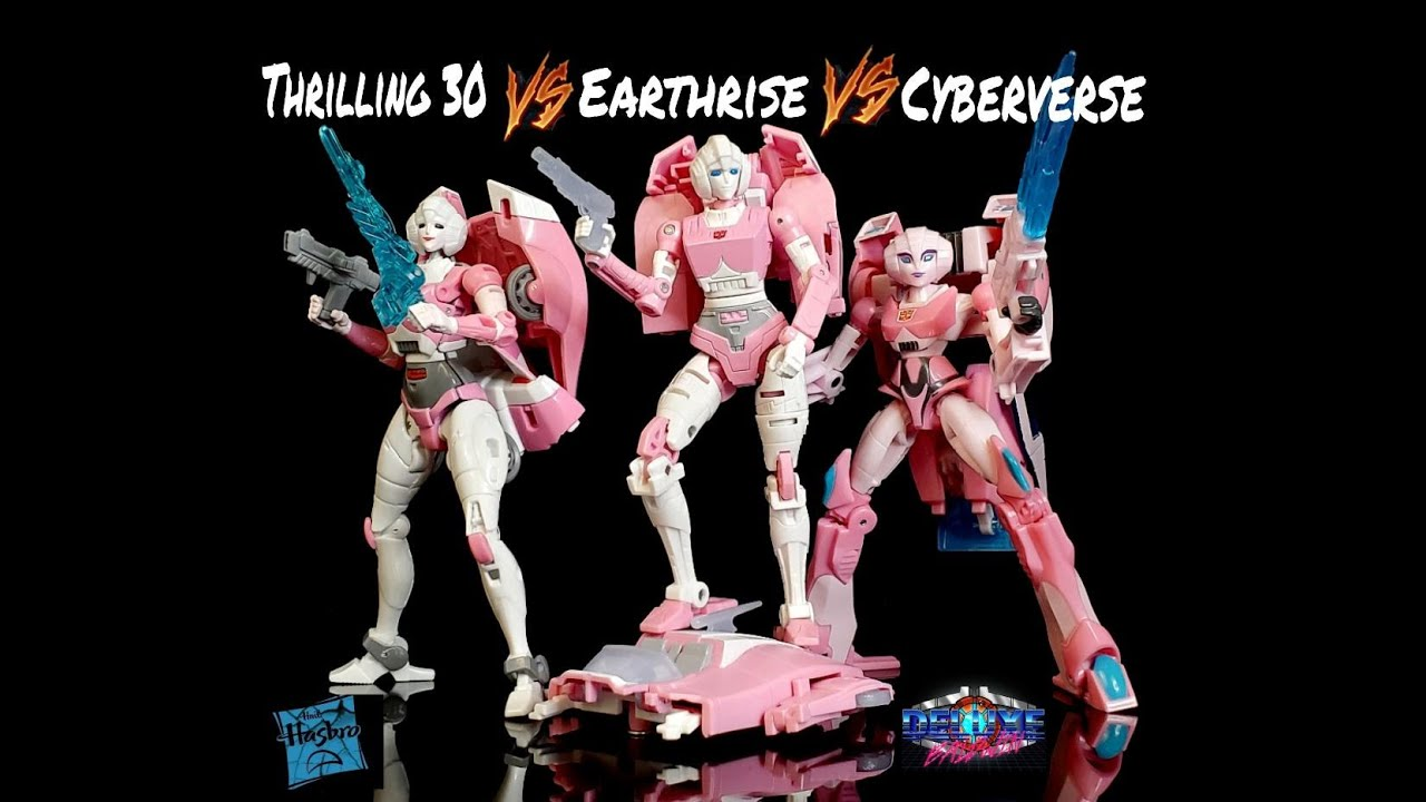 Lets Do a VS Arcee Thing by Deluxe Baldwin