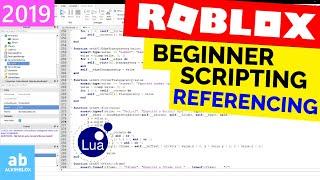Beginner Roblox Scripting Tutorial 2 - Referencing & More Properties