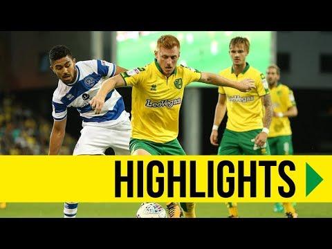 HIGHLIGHTS: Norwich City 2-0 Queens Park Rangers