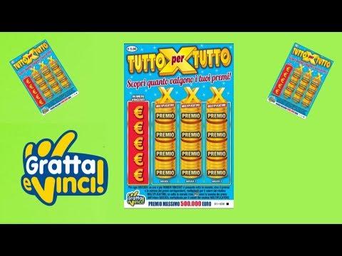 Vinto 1000 euro gratta e vinci