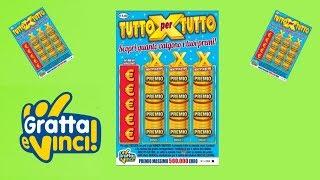 Gratta & Vinci - Proviamo il Tutto X Tutto!