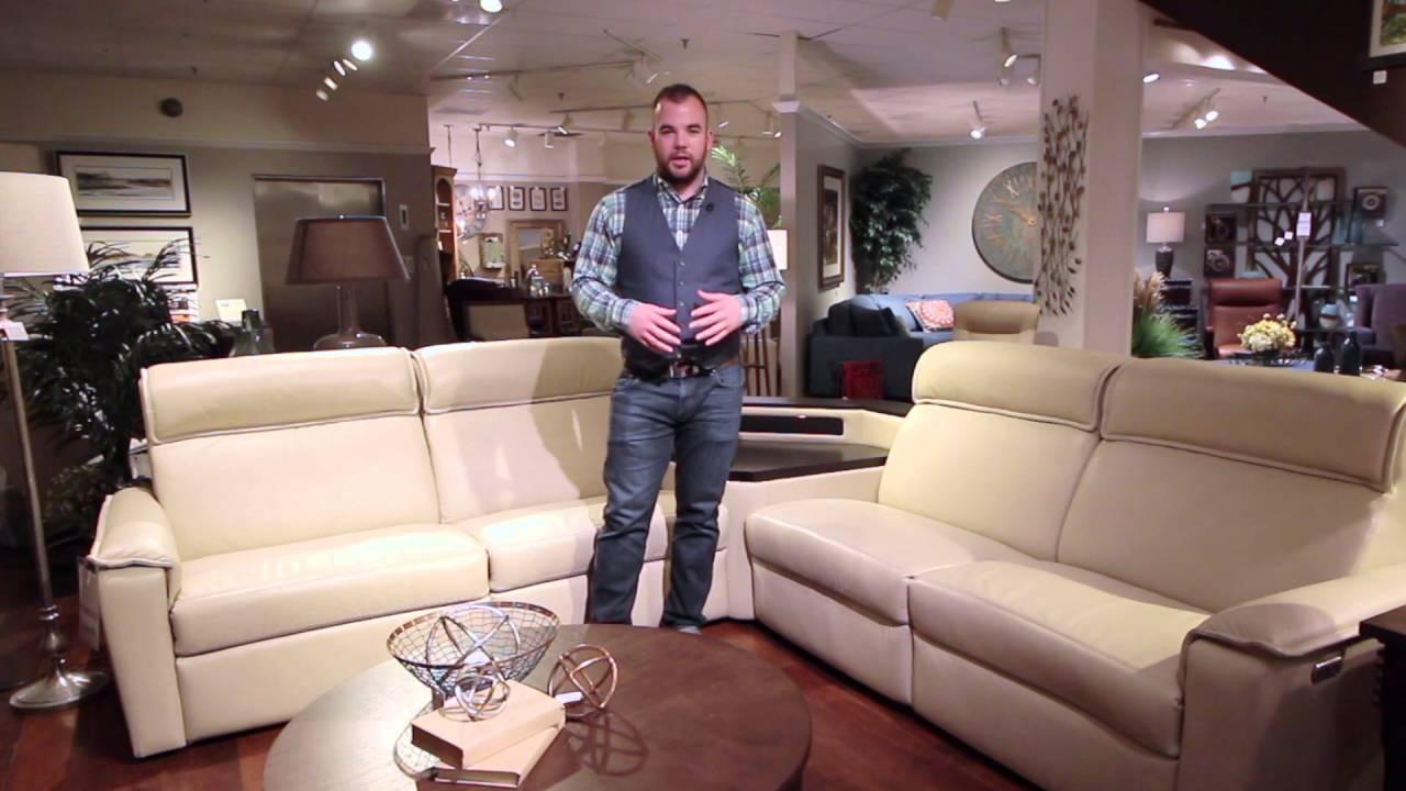 Reclining Furniture At Oskar Huber Furniture Design Youtube