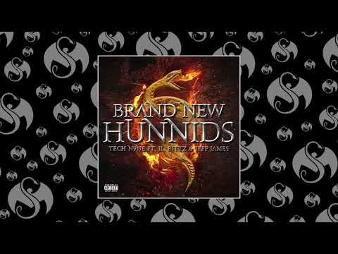 """Tech N9ne Collabos - """"Brand New Hunnids"""" (Tech N9ne Feat. JL, Rittz, & Jeff James)   OFFICIAL AUDIO"""