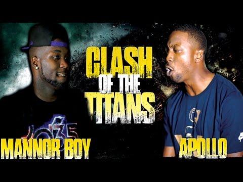 """BRL  Presents Mannor Boy Vs Apollo """"Clash Of The Titans"""""""
