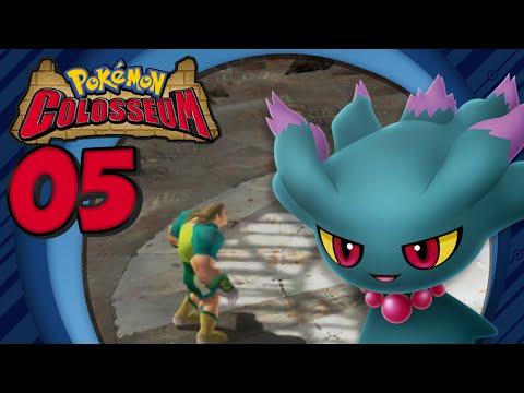 Pokémon Colosseum - Episode 5 | The Pyrite Colosseum!