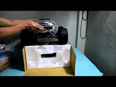 2nd Traxxas Revo 5309 (Quick Unboxing)