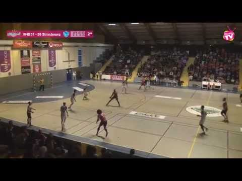 HANDBALL PRO D2 VHB vs Strasbourg