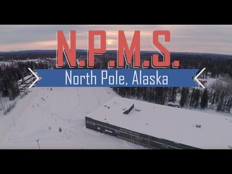 Project 360: North Pole Middle School Welcome Video