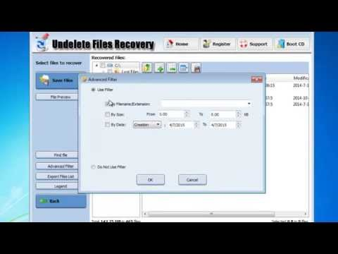 Recover Flash SWF Files on Windows With MiniTool Power Data Recovery