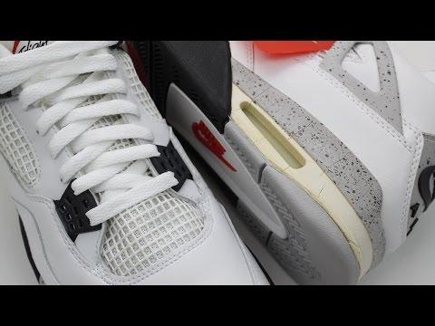 7248761026b1c8 Nike Air Jordan III 3 Fear GS Review   On Feet - YouTube