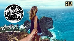 4K Summer Music Mix 2019 | Best Of Tropical & Deep House Sessions Chill Out Mix By Music Trap