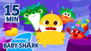 Baby Shark is Lost in the Forest and more | +Compilation | Baby Shark Song | Baby Shark Official