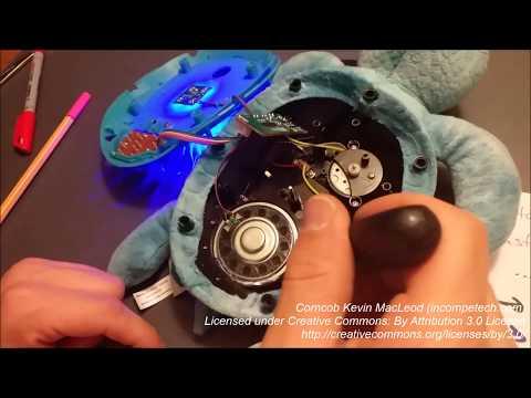 LED Tranquil Turtle Nachtlicht Reparieren «Tutorial» How To Fix LED Light