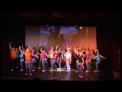 Hayet, Cellidance & The Samirah - Lélektől - Lélekig Orientális Táncest 2012 - Mistanni Eh