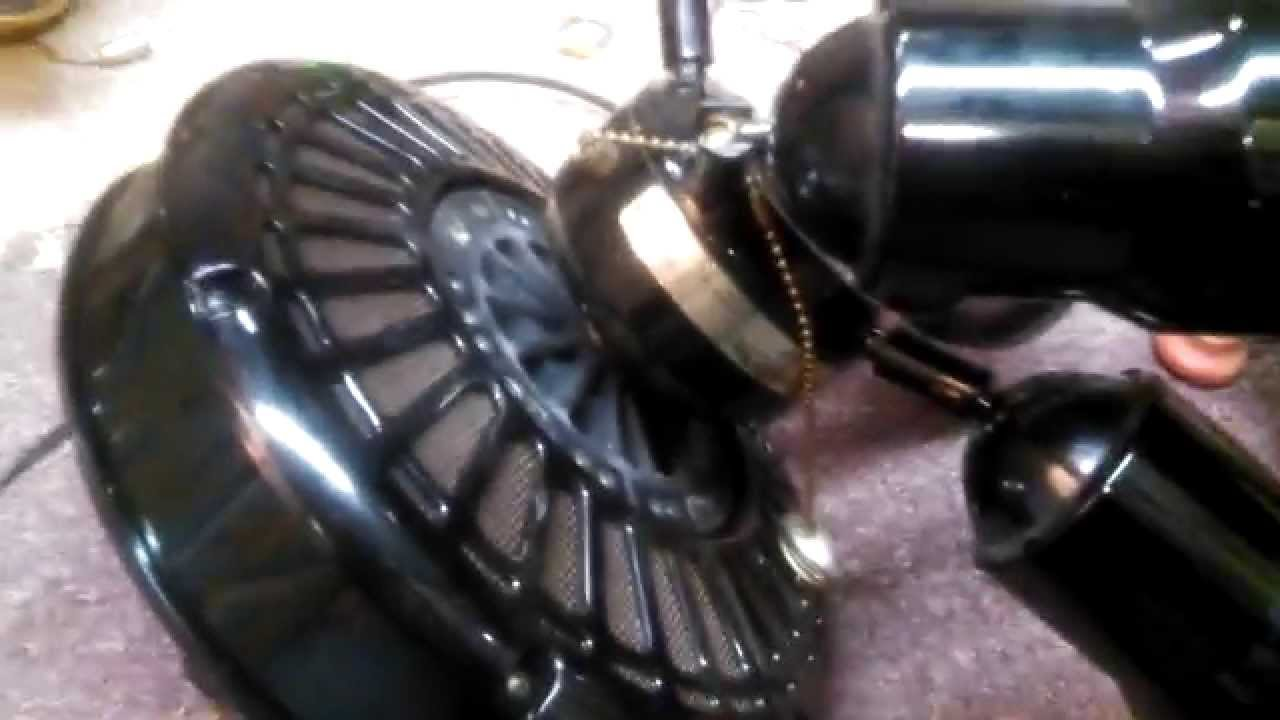 How To Oil A Casablanca Ceiling Fan Centralroots Com