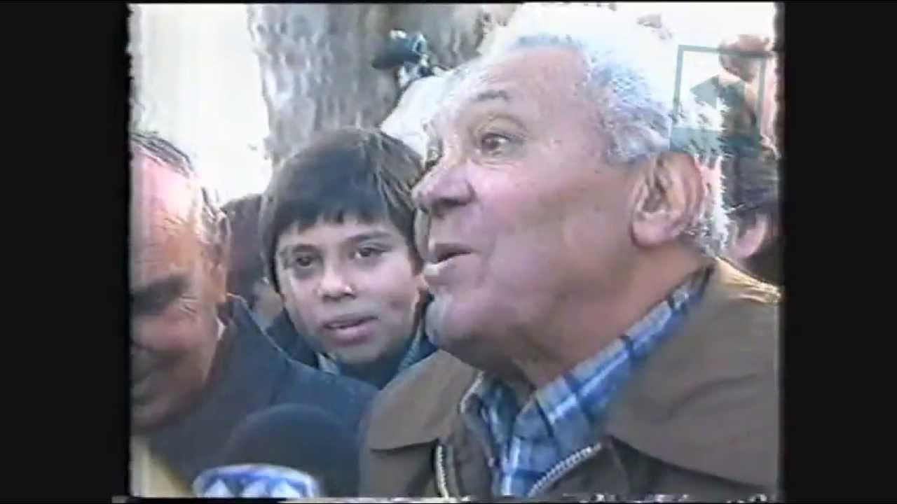 Obdulio Varela en SUBRAYADO 1992