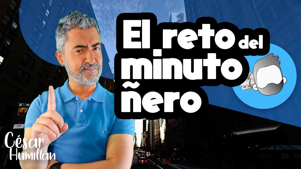 EL RETO DEL MINUTO ÑERO / EL ENCANTADOR DE ÑEROS