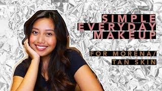 Everyday Makeup For MorenaTan Skin (Philippines) Ayn Bernos