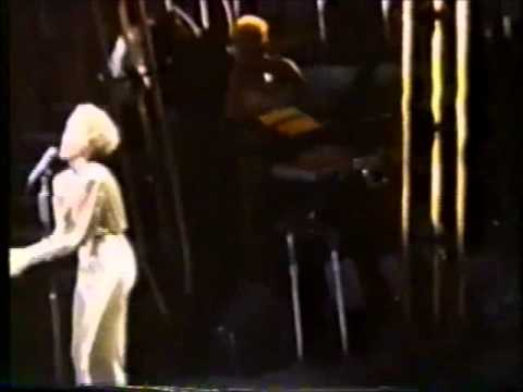 Whitney Houston Live in Madison Square Garden 1991