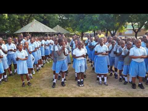 Welcome Song in Dar Es Salaam