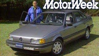 1990 Volkswagen Passat | Retro Review