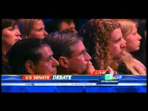 2016 U.S. Senate Debate