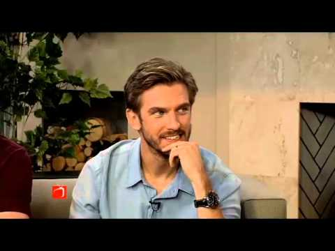 """Dan Stevens from Downton Abbey Talks About His New Film """"The Guest"""""""