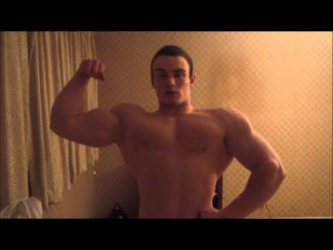 17yo High School Freak Bodybuilder Flexing Muscles Beast Mode from YouTube · Duration:  1 minutes 29 seconds