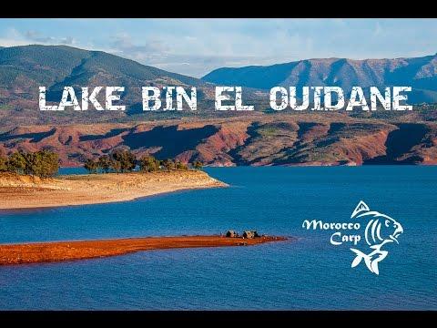 Morocco Carp & Hotel Bin el Ouidane - Pioneer fishing