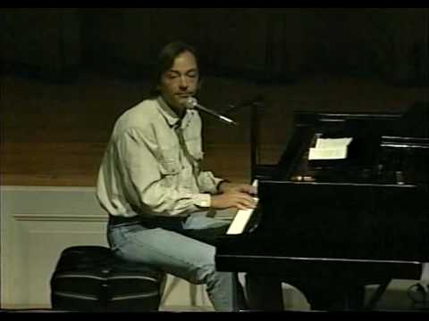 Rich Mullins - If I Stand (Wheaton College 1997)