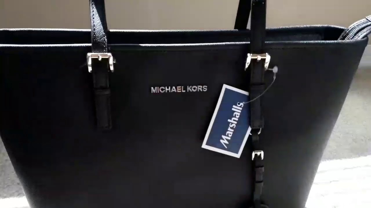 422136436064 Basic MK Jet set travel tote bag (Silent) | [Lalasblessed] - YouTube