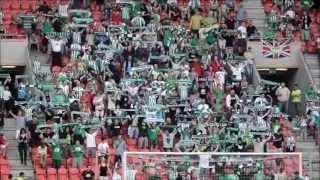 29.04.2012 Bohemians 1905 - 1.FK Příbram 2:0 (2:0), pohled do zákulisí + BONUS