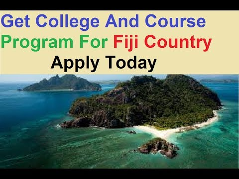 Study In Fiji without IELTS