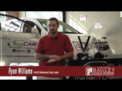 Mississippi State University EcoCAR - Bagley College of Engineering Podcast