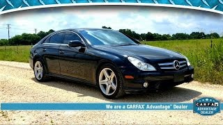 2009 Mercedes Benz CLS550 Review