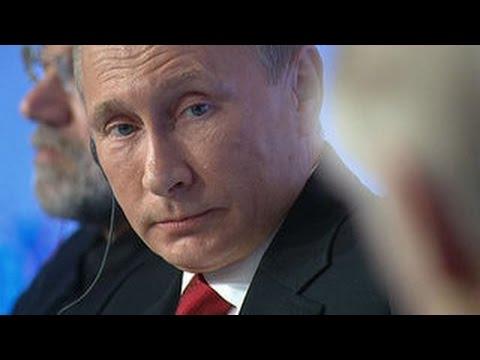 Путин: СССР развалился