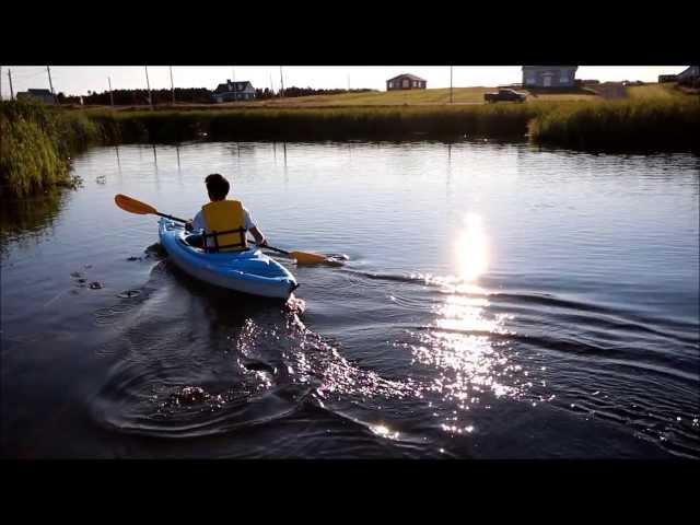 Pelican Matrix 100X kayak
