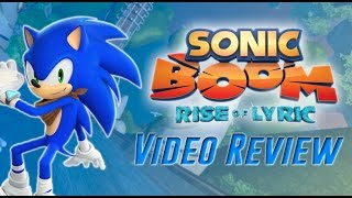 SXS - Sonic Boom: Rise of Lyric (Wii U) - Video Review
