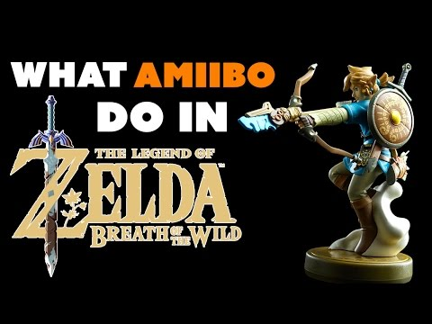 Amiibo in Zelda: Breath of the Wild TESTED - The Know