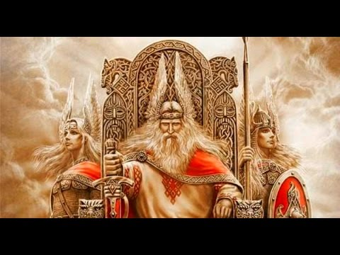 Top 10 Most Powerful Mythical Gods From Europe