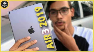 IPAD Air 3 Unboxing and Review Should you BUY in 2020 HINDI