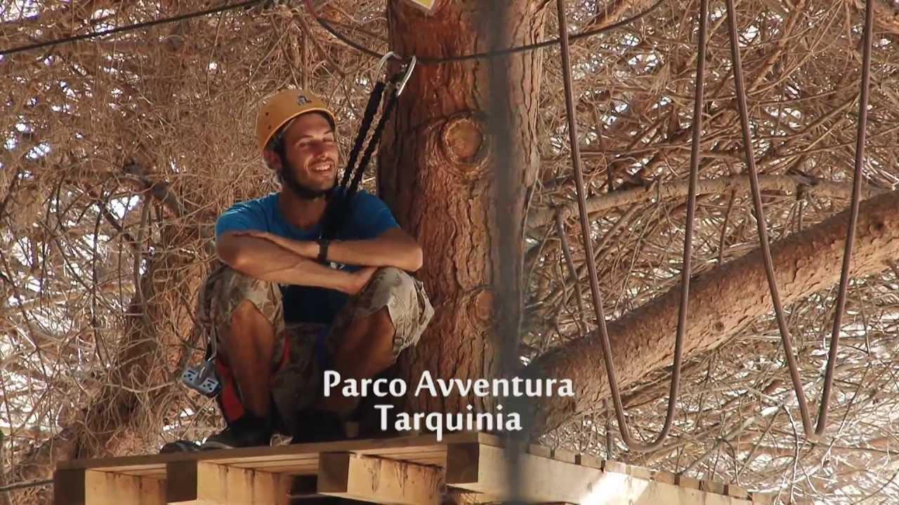 Parco Avventura Tarquinia Camping Village Riva Dei