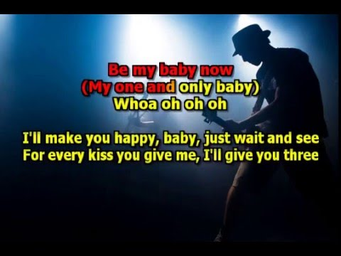 be my baby - the ronettes karaoke