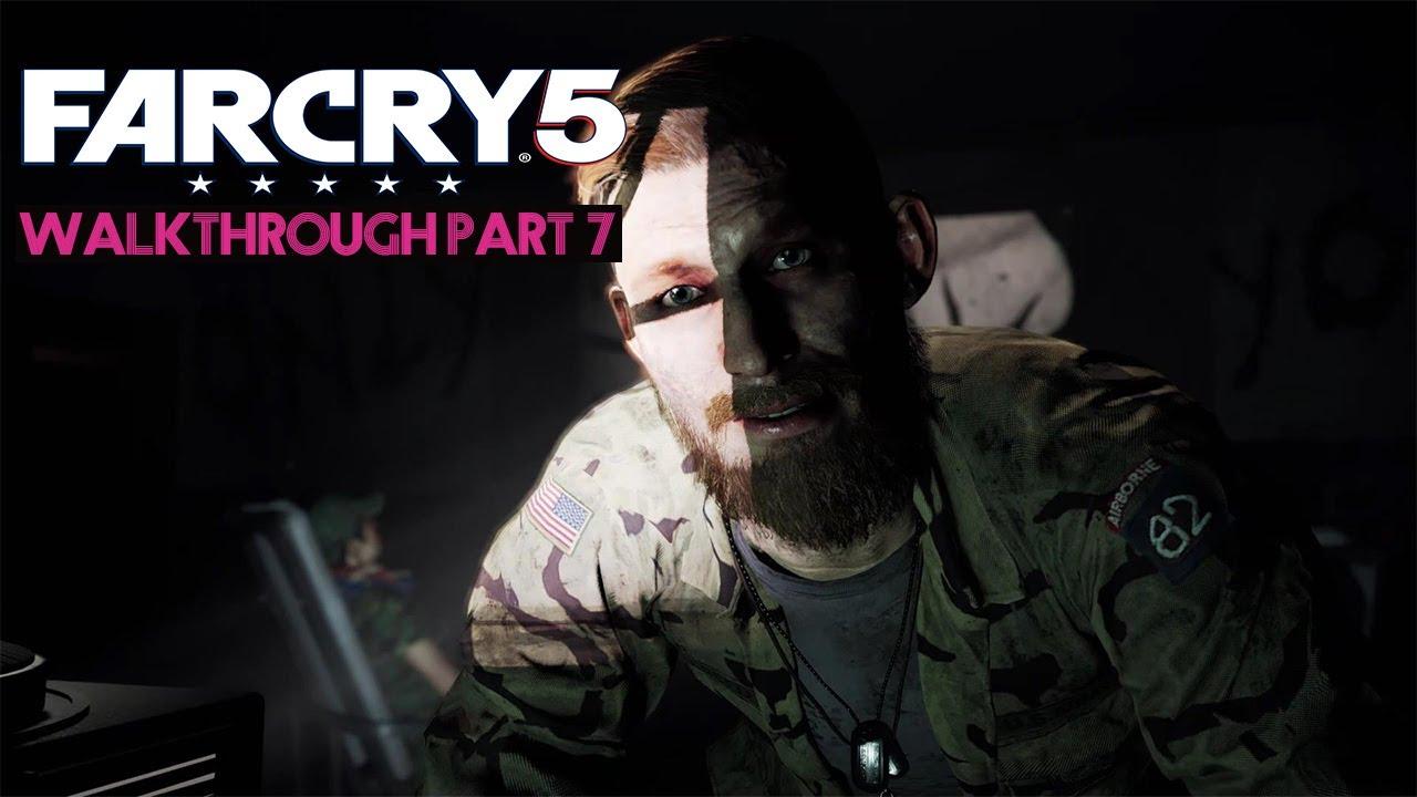Far Cry 5 Gameplay Walkthrough Part 7 - YouTube