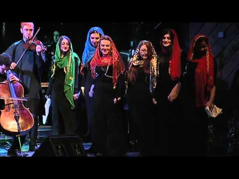 Kabuki (traditional Kurdish/arr. Parham Haghighi) feat. Mehdi Bagheri