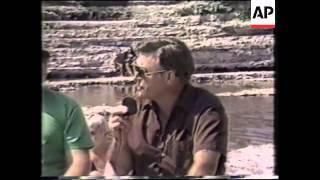USA: EX KLANSMAN JOHN LEE CLARY DENOUNCES THE KU KLUX KLAN
