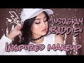 """INSTAGRAM BADDIE"" INSPIRED MAKEUP TUTORIAL"