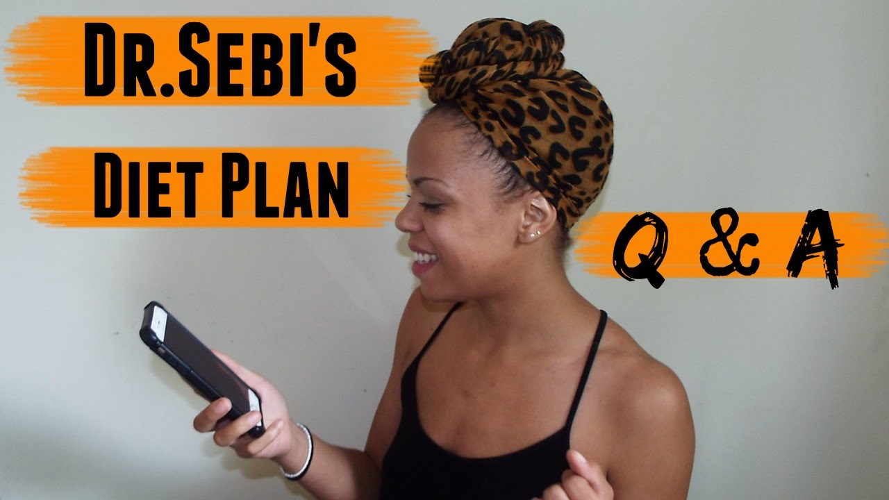 dr sebi 39 s diet plan q and a youtube. Black Bedroom Furniture Sets. Home Design Ideas