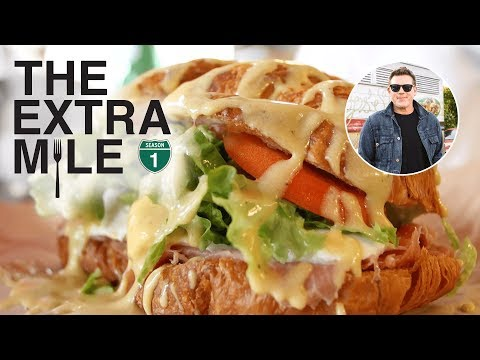 What to Eat in Miami, Florida 🍕 The Extra Mile with Tyler Florence | Food Network